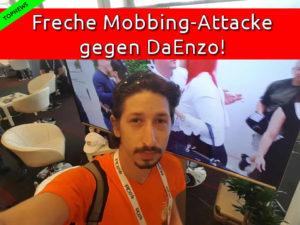 Mobbing gegen DaEnzo alias Enzo Pardo