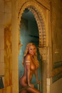 Jenny Elvers Playboy Hamam