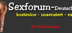 Sexforum kostenlos