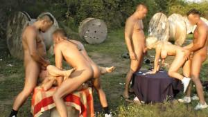 Sexcamp Gruppensex Kurs